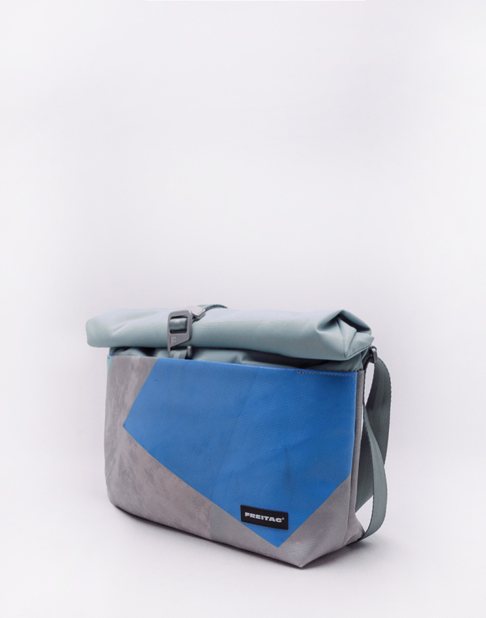 Messenger bag - Freitag - F460 Rollin Foggy Blue
