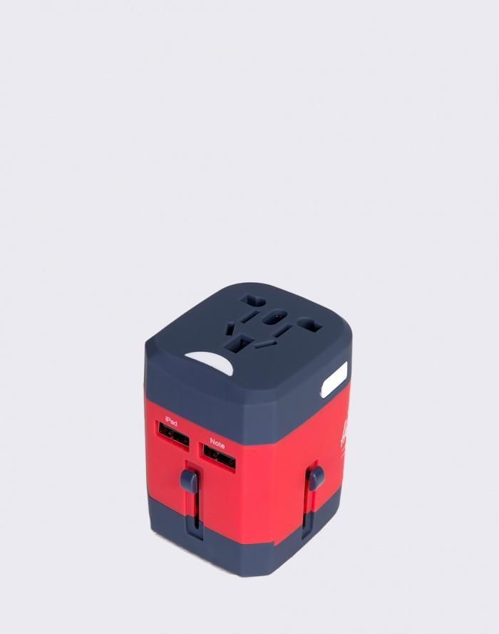 Cestovní gadget Herschel Supply Travel Adapter