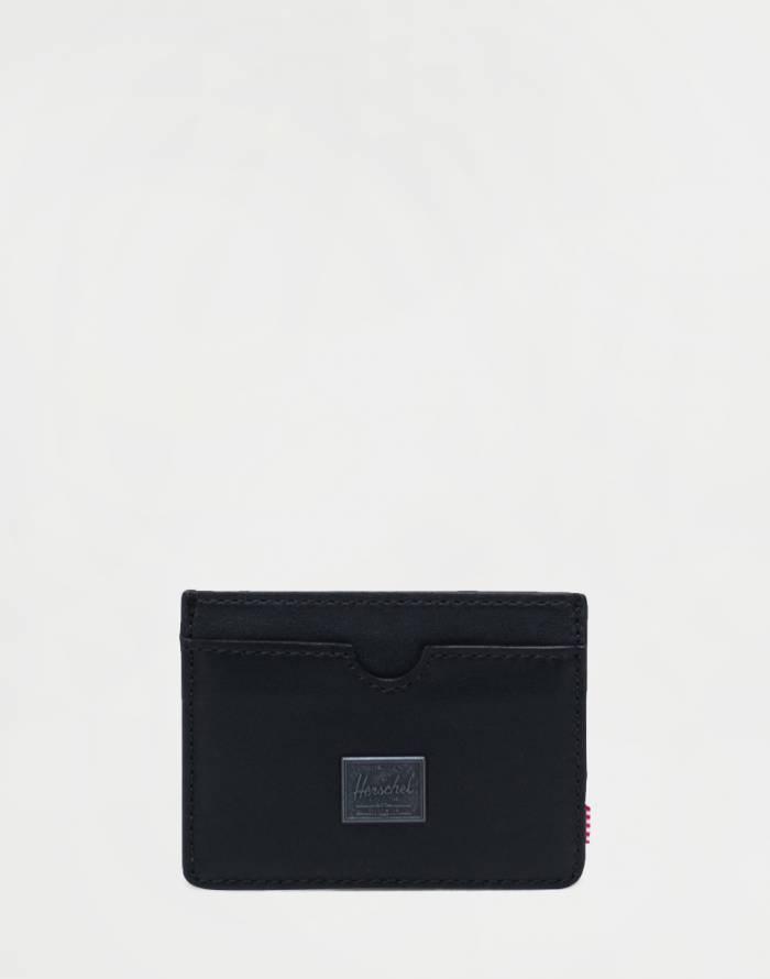 Peněženka Herschel Supply Charlie Leather
