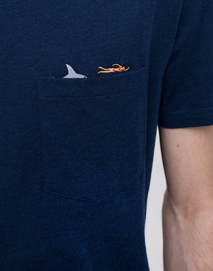 Triko - RVLT - 1106 JAW Printed t-shirt