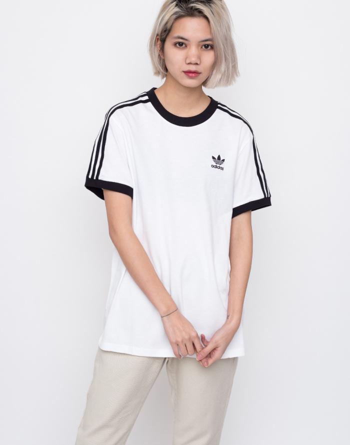 001ccf763309c T-Shirt - adidas Originals - 3 Stripes | Freshlabels.cz