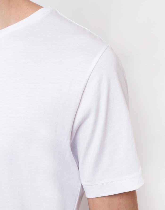 Triko - Knowledge Cotton - Basic Regular Fit O-Neck Tee