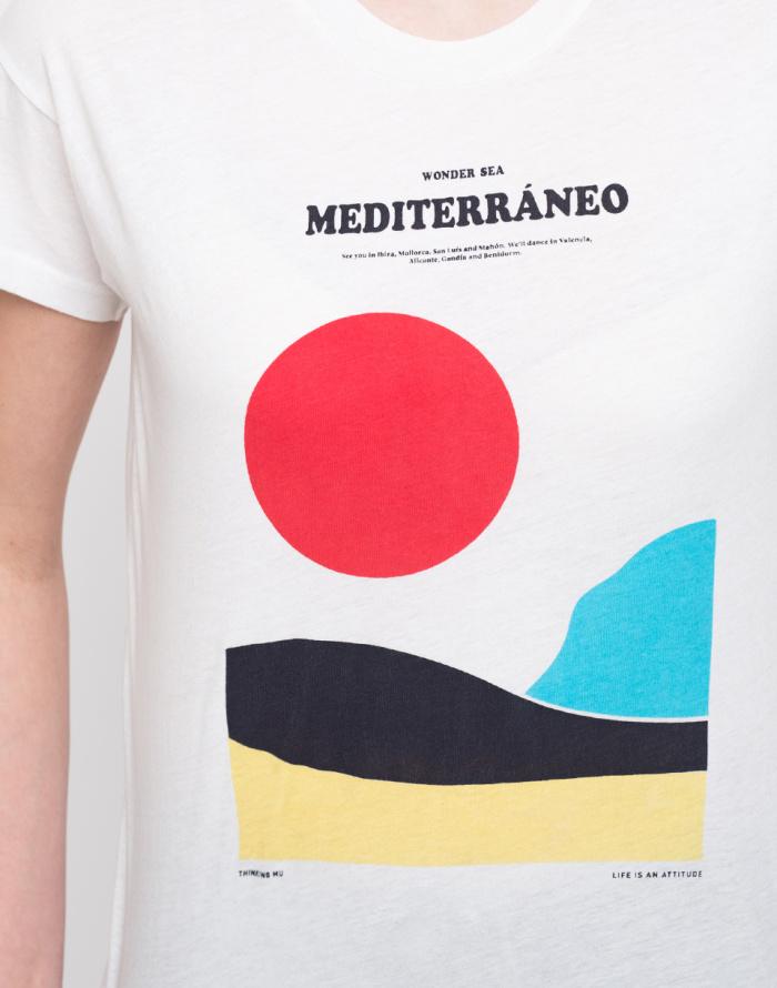Triko - Thinking MU - Mediterraneo T-shirt