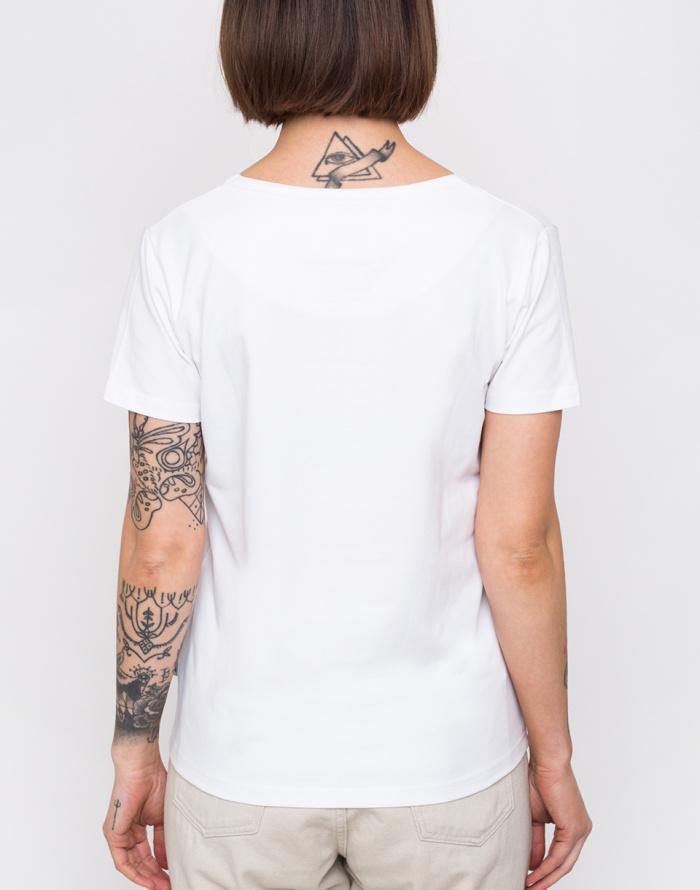 Triko - Makia - Coast T-shirt