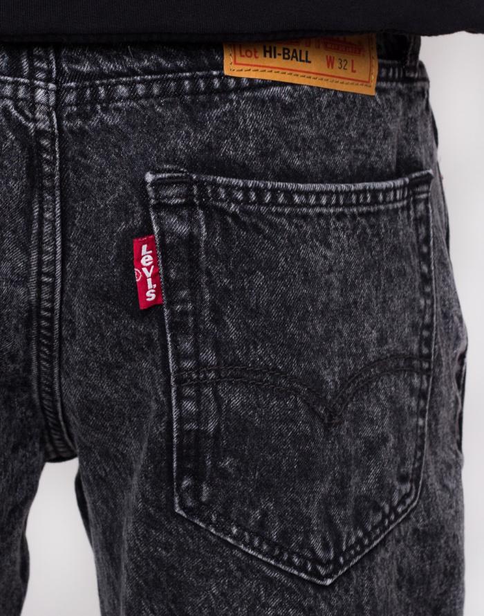 Kalhoty - Levi´s® - 502 Taper Hiball
