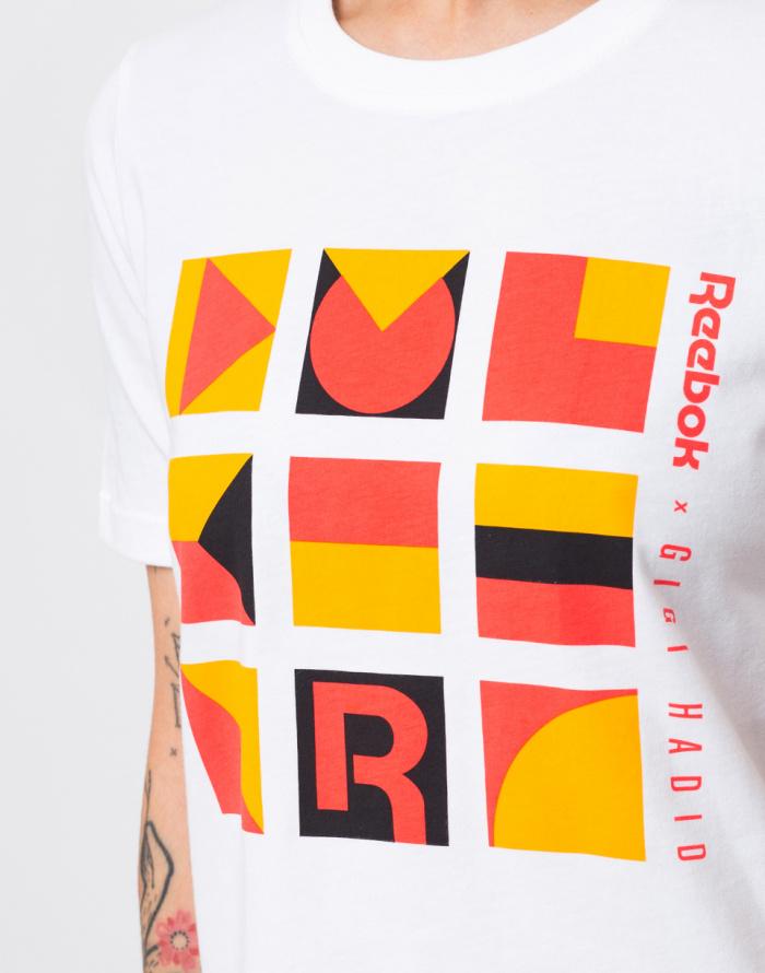Triko - Reebok - Gigi Hadid Gigi Tshirt