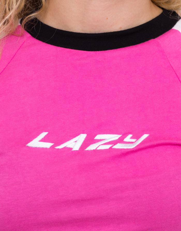 Triko - Lazy Oaf - Lazy Sports Ringer