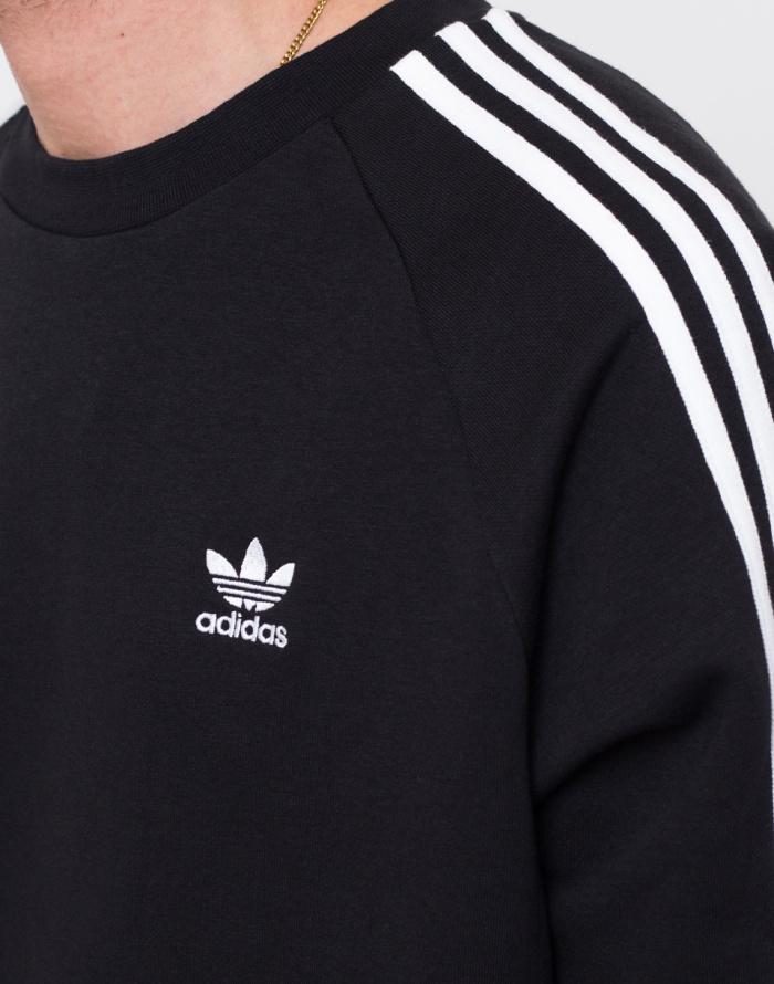 Mikina adidas Originals 3-Stripes Crew