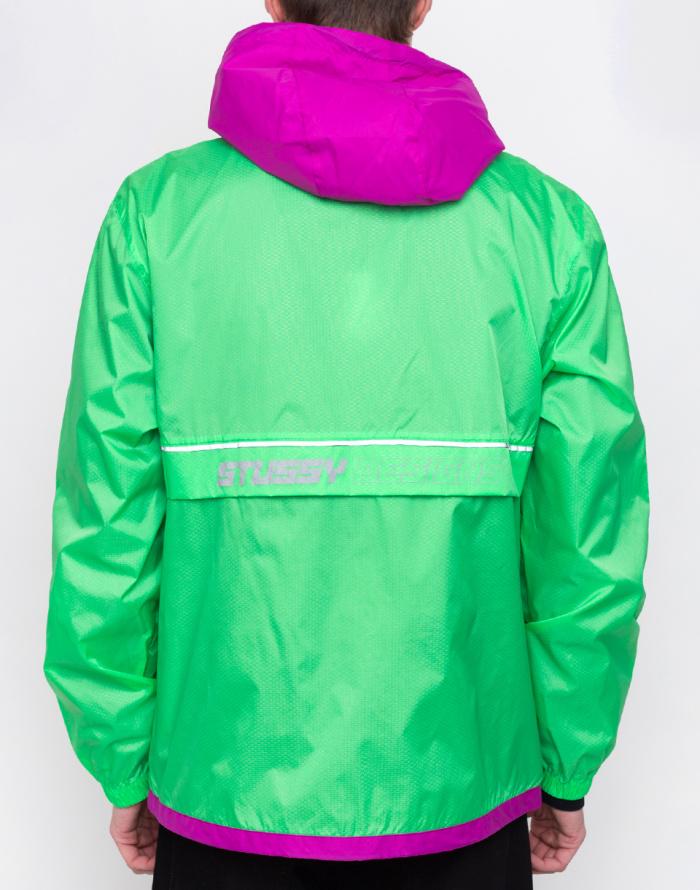 Bunda - Stüssy - Honeycomb Hooded Jacket