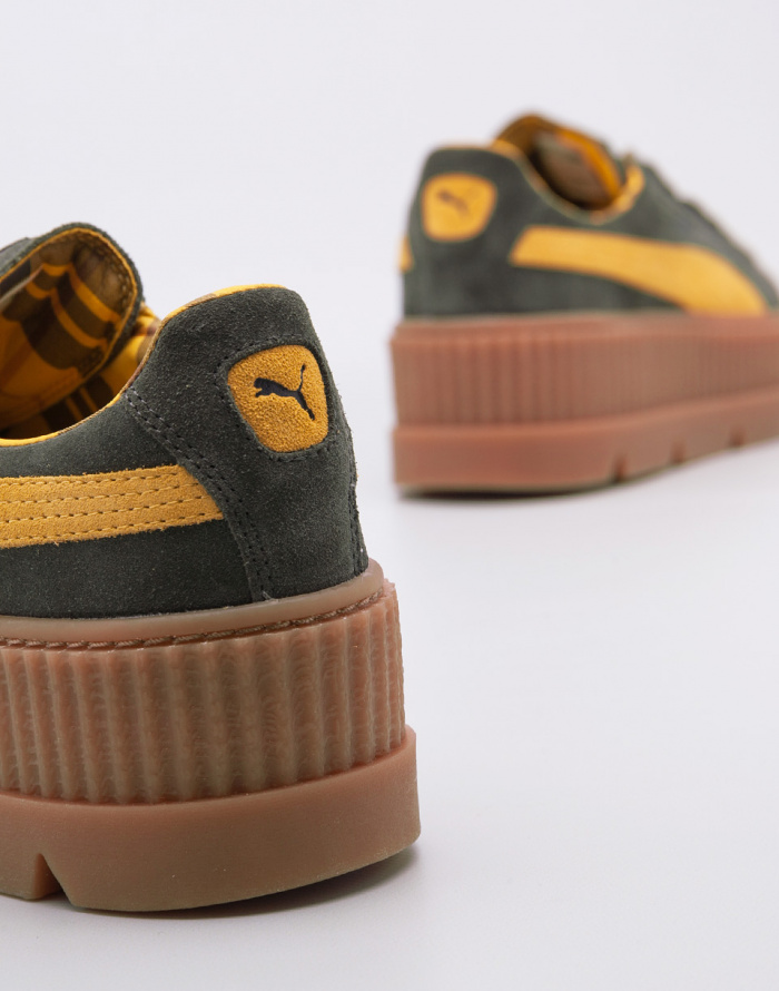 Tenisky - Puma - Fenty Cleated Creeper Suede