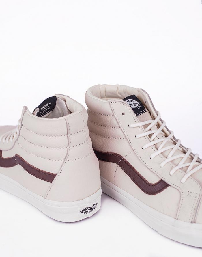 Tenisky - Vans - SK8-Hi Reissue (Leather)
