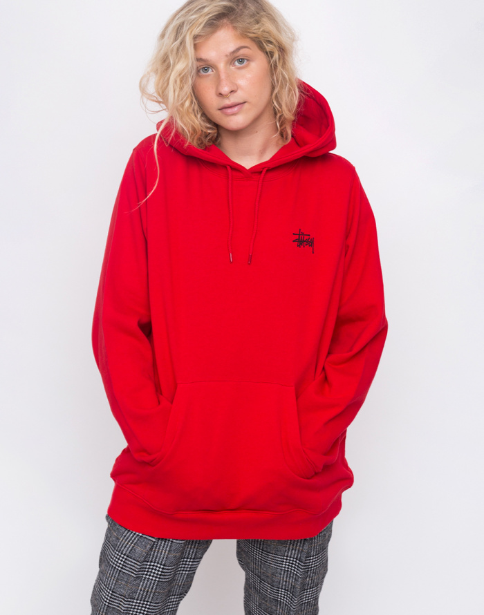 Mikina - Stussy - Scout Hoodie