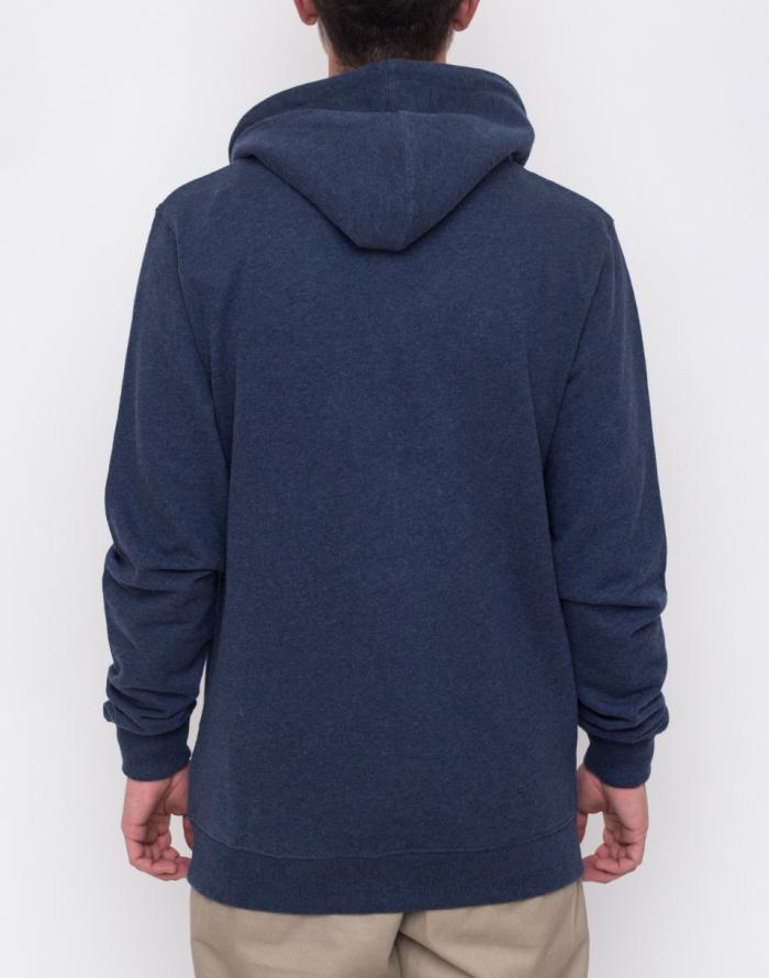 Mikina - Knowledge Cotton - Basic Hood Sweat