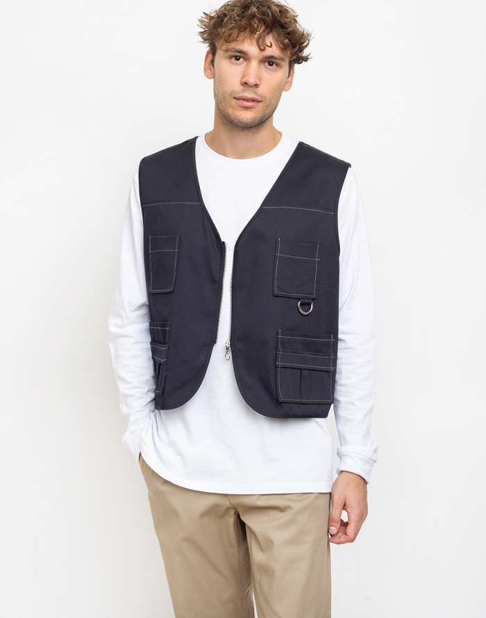 Vesta The Ragged Priest Utility Vest