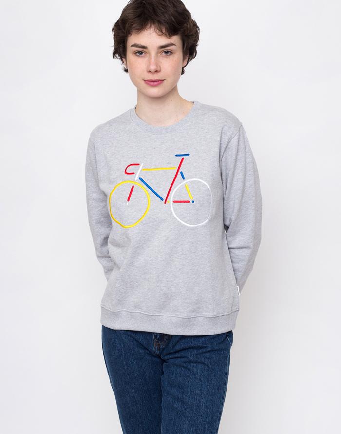 Mikina - Dedicated  - Sweatshirt Ystad Color Bike