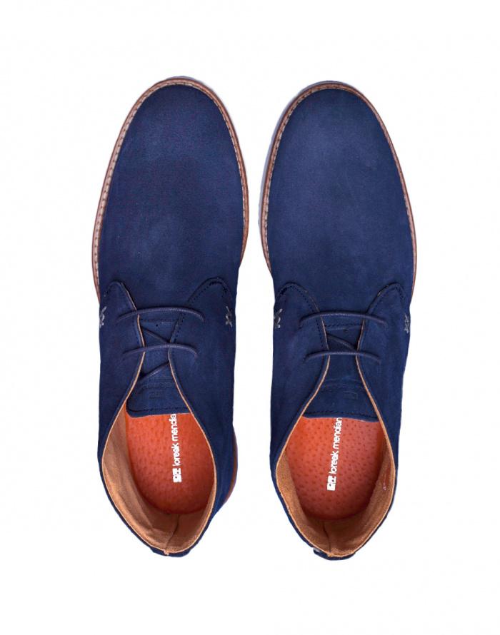 Boty - Loreak - Safari Chukka Leather