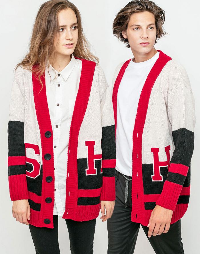 Cardigan - Sweaterhouse - Extra Oversize