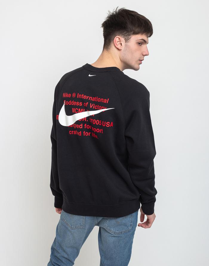 Mikina Nike Sportswear Swoosh Crew Bb