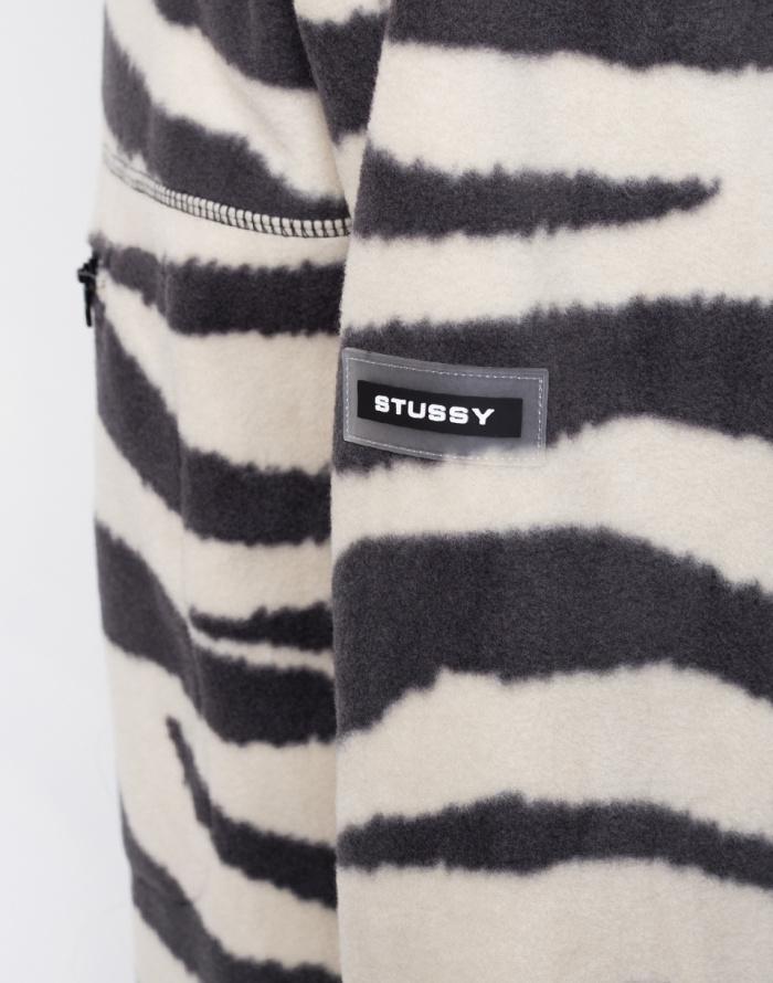 Mikina - Stüssy - Polar Fleece Mock