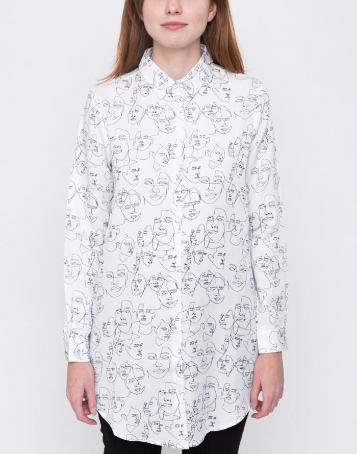 Košile - Dedicated  - Fredericia Faces