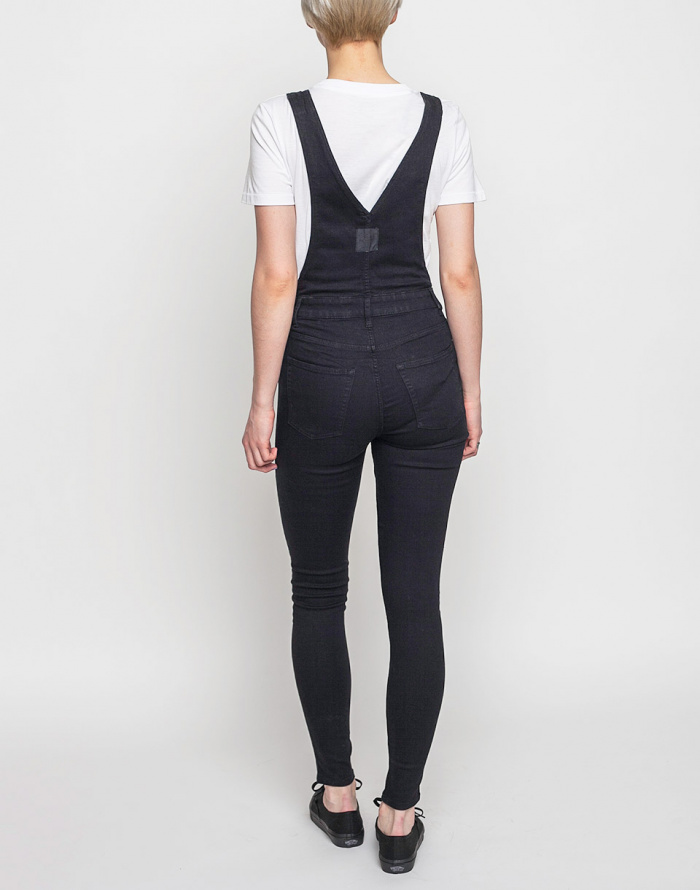 Kalhoty - Cheap Monday - Dungaree Spray