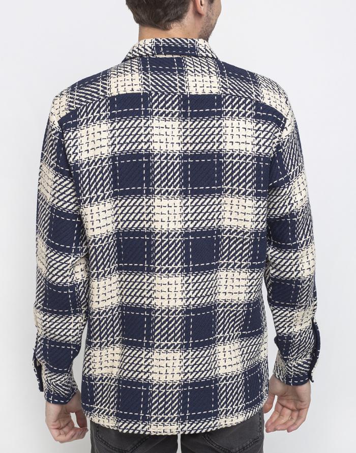 Košile Wax London Whiting Overshirt