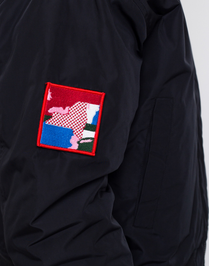 Bomber - Champion - Wood Wood Polyfilled Jacket