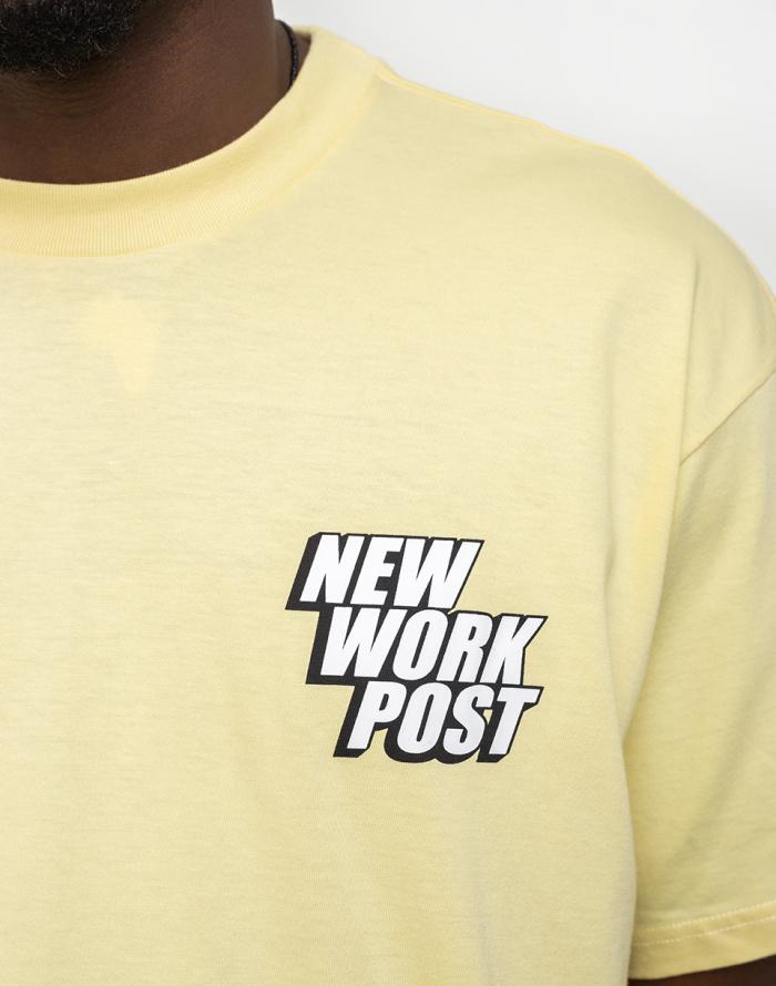 Triko Carhartt WIP Post T-Shirt