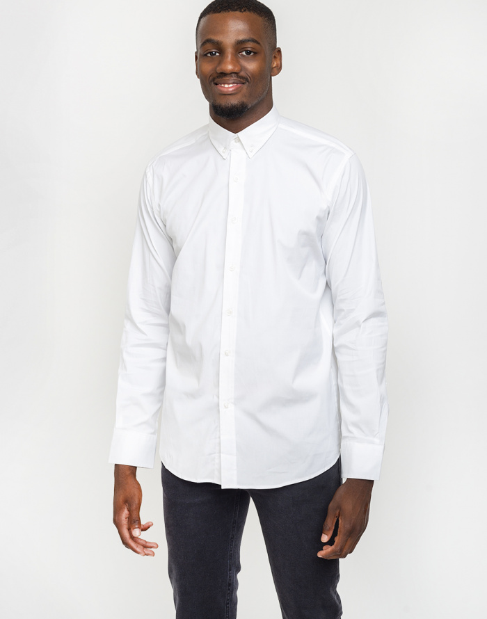 Košile By Garment Makers The Organic Shirt