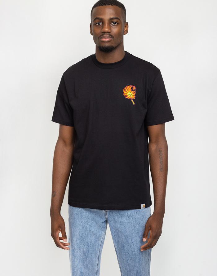 Triko - Carhartt WIP - Match T-Shirt