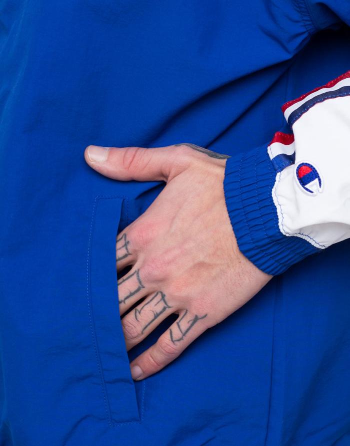 Větrovka - Champion - Zip-Through Striped Track Jacket
