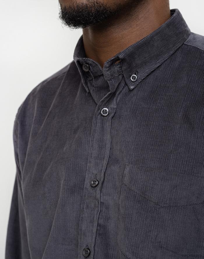 Košile By Garment Makers The Organic Corduroy Shirt