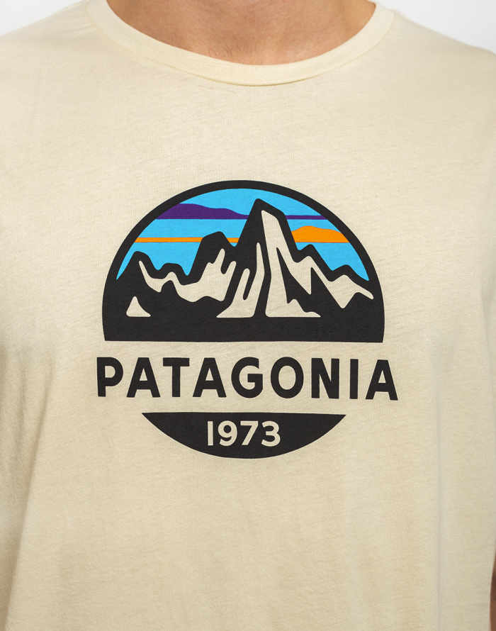 Triko - Patagonia - Fitz Roy Scope Organic T-Shirt