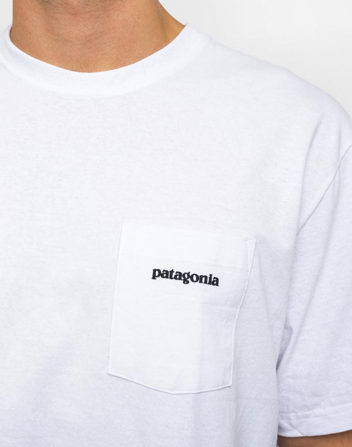 Triko - Patagonia - P-6 Logo Pocket Responsibili-Tee