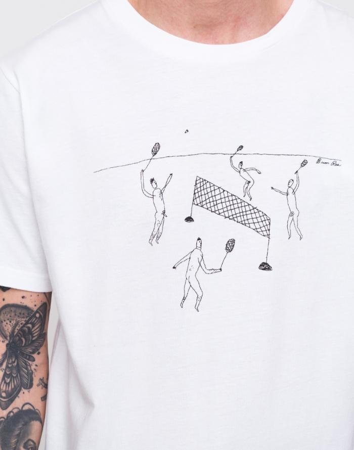 Triko - Dedicated  - Badminton