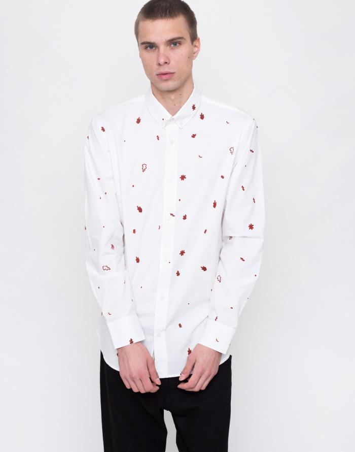 Košile - Thinking MU - MATISSE LEAFS