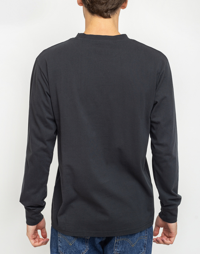 Triko Thinking MU Patch Long Sleeve T-shirt