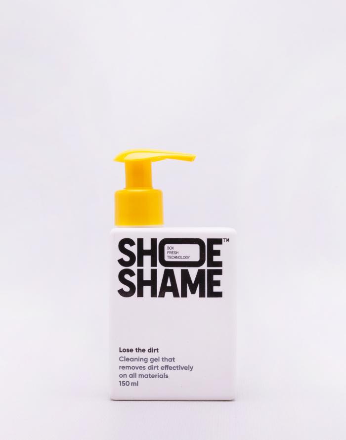 Péče o boty Shoe Shame Lose the Dirt