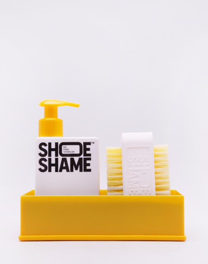 Péče o boty Shoe Shame Lose the Dirt Kit