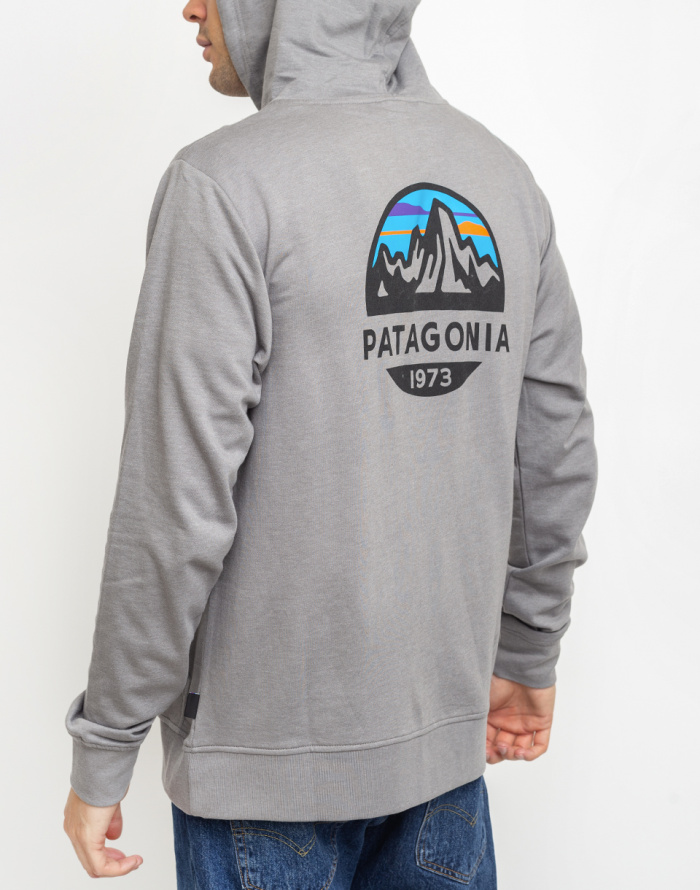 Mikina - Patagonia - Fitz Roy Scope LW Full-Zip Hoody