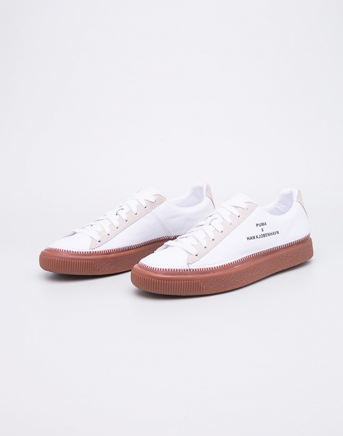 timeless design 3904d ed4d6 Sneakers - Puma - Han Kjobenhavn Clyde Stitched