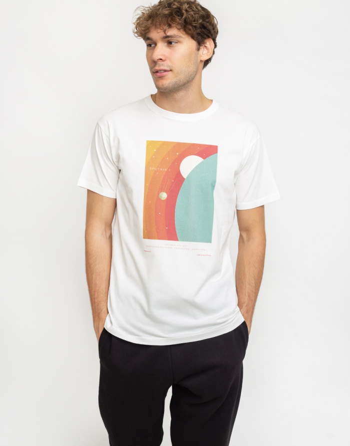 Triko Thinking MU Sputnik T-shirt