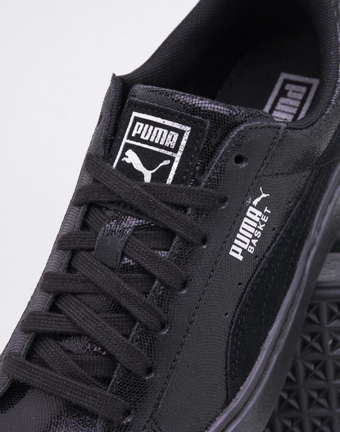 Tenisky - Puma - Basket Platform NS