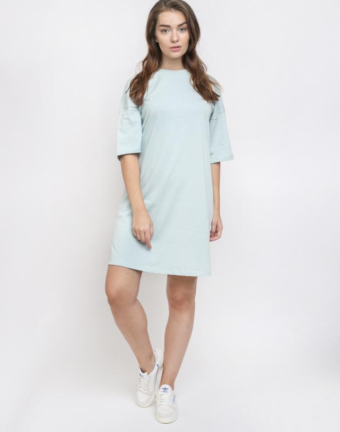 Šaty adidas Originals Trefoil Dress