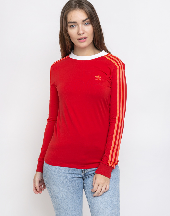 T-Shirt adidas Originals 3 Str Ls Tee
