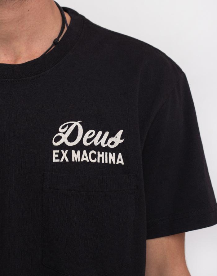 Triko Deus Ex Machina Tokyo Address Tee