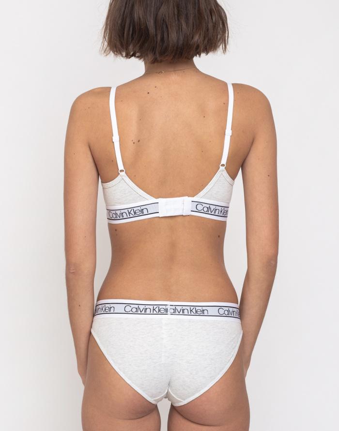 Podprsenka Calvin Klein Lght Lined Bralette (Wirefree)
