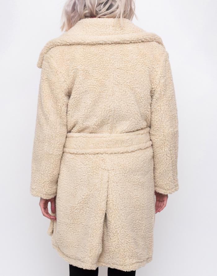 Kabát - House of Sunny - Teddy Upscale Coat