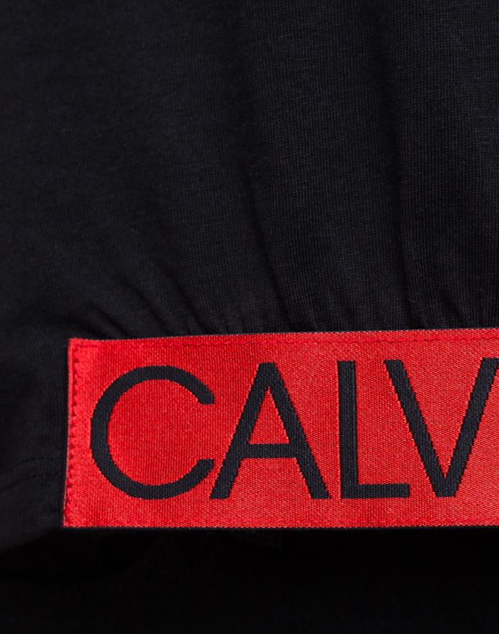 Triko - Calvin Klein - Cropped Tee