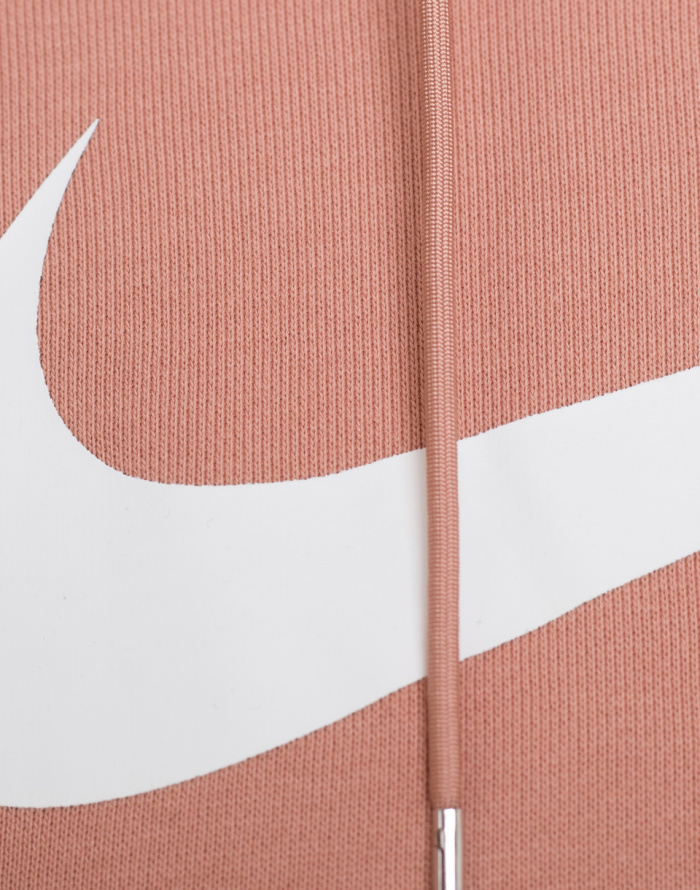 Mikina - Nike - Sportswear Swoosh Hoodie Crop